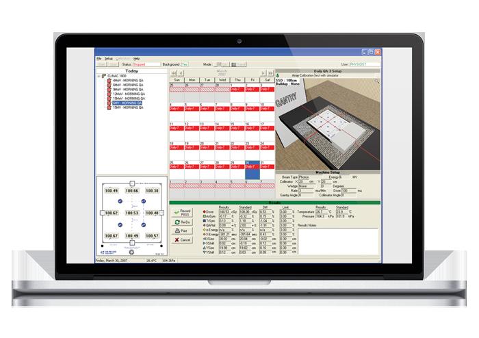 Daily QA™3 Software