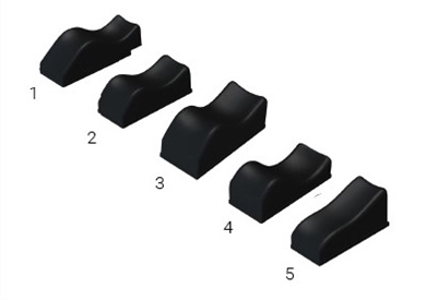 Posifix® Supine Headrests
