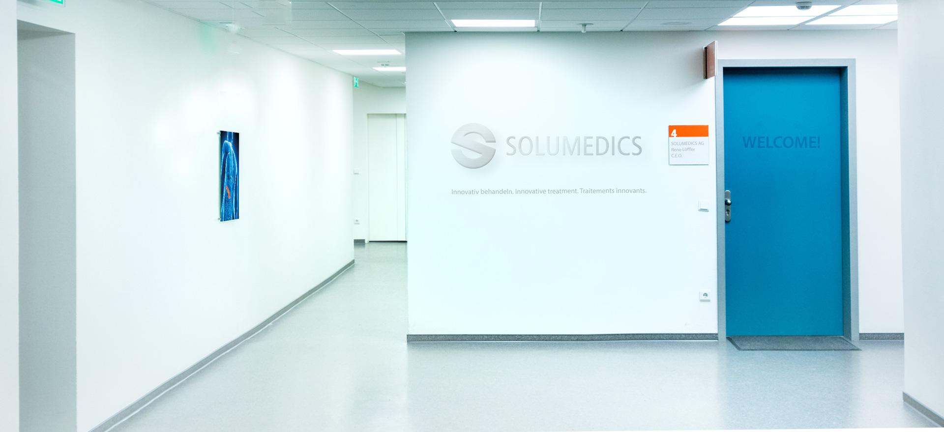 Solumedics AG