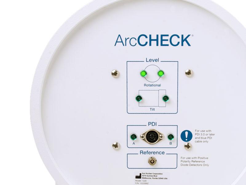 ArcCHECK Integration